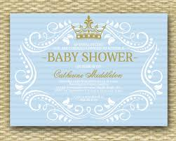 royal baby shower invitations theruntime com