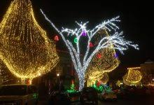 fayetteville square christmas lights razorback christmas lights christmas decor inspirations