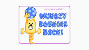wubbzy bounces