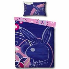 Playboy Bed Set Character Bedding U0026 Duvet Covers Homespace Direct
