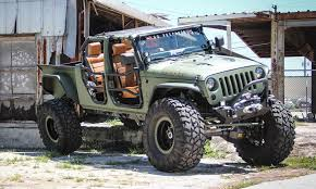 jeep truck conversion bruiser conversions jeep jk crew cool material