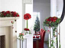 Best Christmas Decorating Images On Pinterest Christmas - Flowers home decoration