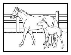 pictures print free horse horse coloring pages