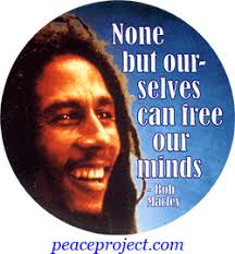 can marley none but ourselves can free our minds bob marley http www