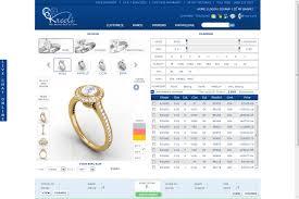 average price of engagement ring wedding rings wedding ring trio sets princess cut engagement