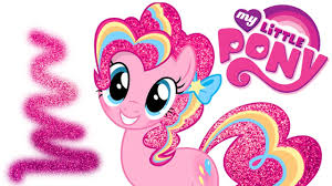 my little pony coloring book pages fun pinkie pie mlp equestria