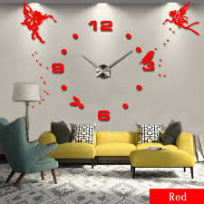popular angels wall clock buy cheap angels wall clock lots from