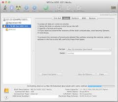 format hard drive exfat on mac use a single external hard drive for time machine backups and file