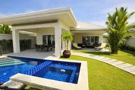 house with pool 3 bedroom house with pool for sale in hua hin ag b121 hua hin