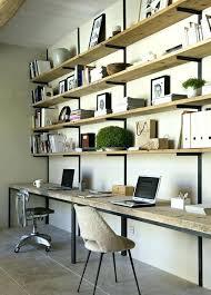 planche de bureau planche pour bureau bois pour bureau diy un bureau industriel tout