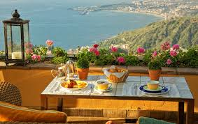 oceans houses pretty breakfast candle sea view city beautiful