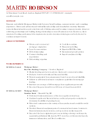 Operations Analyst Resume Sample by Real Estate Resume Sample 19 Real Estate Resume Agent Bold