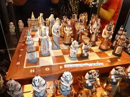 noah in budapest cool chess sets