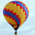 Shared Basket Hot Air Balloon Ride for One near Medford Oregon ...