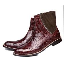 quality s boots top quality s boots genuine leather winter chelsea boots brand