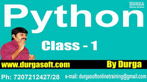 online tutorial of python learn python programming tutorial online training by durga sir on 26