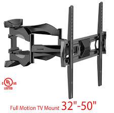Tv Wall Mount Pricedepot Fleximounts A20 Full Motion Tv Wall Mount Flat Screen