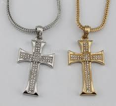wholesale cross necklace pendants images Cheap cross necklace jpg