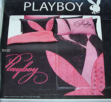 Playboy Duvet Covers Playboy Ebay
