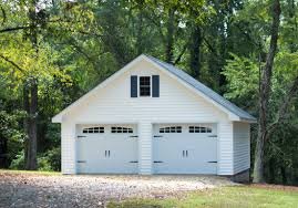 Detached 2 Car Garage by Your Garage Solution Delivery U0026 Installation