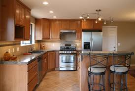 Kitchen Cabinets Refinished Lovable Kitchen Cabinet Refacing Refacing Cabinets Refacing