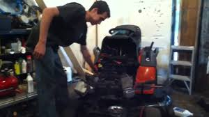 24 hp briggs and stratton twin repair youtube