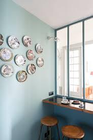 cuisine bleu pastel couleurs pastels déco mydecolab