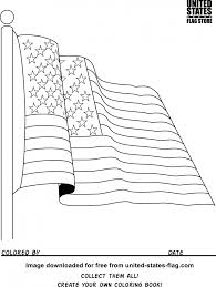 us flag coloring pages get this american flag coloring pages printable 78532