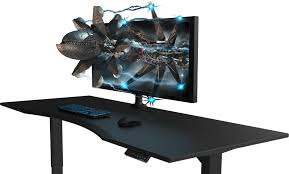 Awesome Gaming Desk Wonderful Best 25 Gaming Computer Desk Ideas On Pinterest Inside