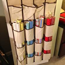 ways to store wrapping paper great way to store wrapping paper help organize me