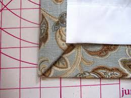How To Sew Grommet Curtains With Lining Sew Many Ways How To Make Lined Drapes Picture Tutorial