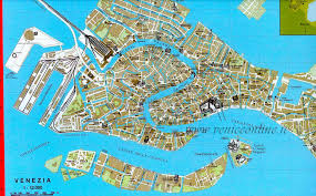 Map Venice Florida by Venice Map