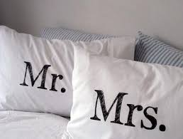 mr and mrs pillow mr mrs pillow cases screenprinted pillow cases pillows