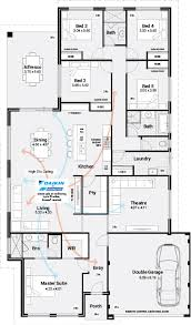 floor plan for homes big 5 home floor plan redink homes 200 000 280m2 5x2x2 house