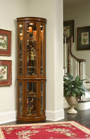 storage cabinets ideas corner china cabinet the brick