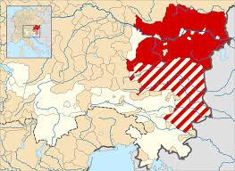 Map Austria Duchy Of Austria Wikipedia