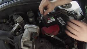 ford fusion battery how to install ford fusion car battery easy