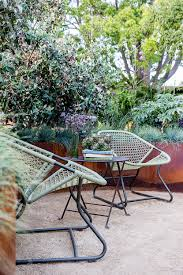 Refinishing Metal Patio Furniture - best outdoor furniture for decks patios u0026 gardens sunset