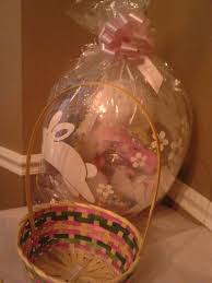 balloons with gifts inside easter girl gifts inside balloon created by niftygiftsbystacy