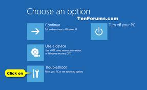tutorial windows 10 in romana run startup repair in windows 10 windows 10 tutorials