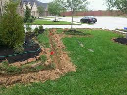 houston sprinklers irrigation system installation cypress