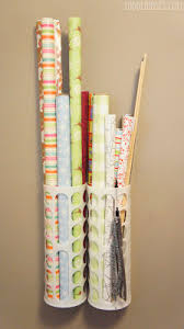 plastic bag holder ikea wrapping paper storage using ikea plastic bag holders organization