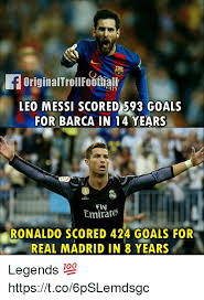 Barca Memes - originaltrollfoothal leo messi scored 593 goals for barca in 14