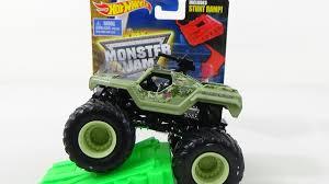 tyco rc grave digger monster truck monster jam soldier fortune from hotwheels 9 monster jam trucks