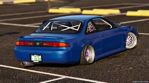 nissan silvia stance nissan silvia s14 zenki stance tuning template for gta 5