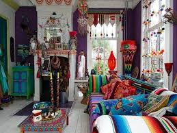 interesting design of the boho rooms decor that can be decor with