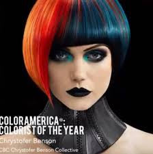 hair colourest of the year 2015 awards chrystofer benson