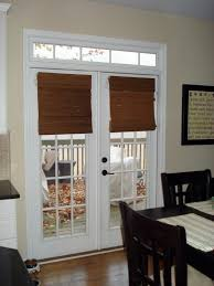 Magnetic Curtains For Doors Magnificent Magnetic Blinds For French Doors Rooms Decor And Ideas