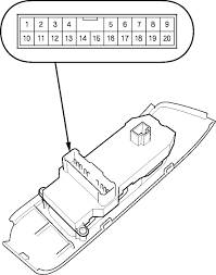 honda civic power window wiring diagram honda wiring diagram for