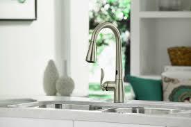 automatic kitchen faucets delta essa kitchen faucet lumaxhomes